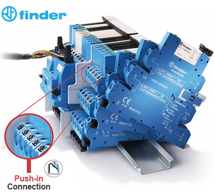 Finder Push-in