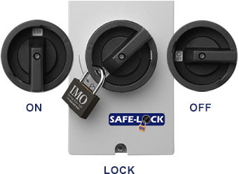 SAFE-LOCK HANDLE