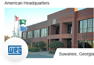 WEG USA Warehouse