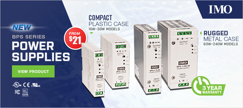 BPS Series IMO Power Supplies