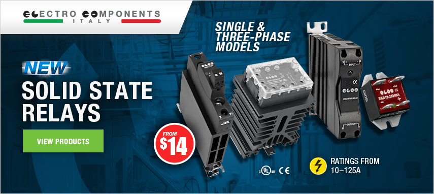 EL.Co Solid State Relays