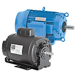 AC Motors by Frame
