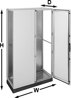 Enclosure Size