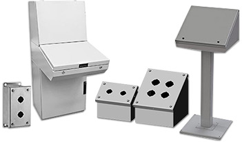 Operator Interface Enclosures