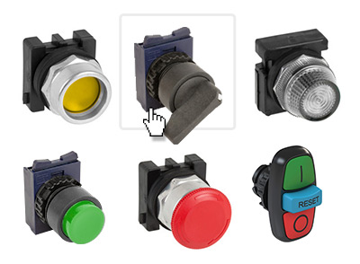 What Style of Pushbutton, Switch, or Indicator Do You Need?