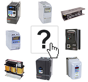 Selecting a Variable Frequency Drive