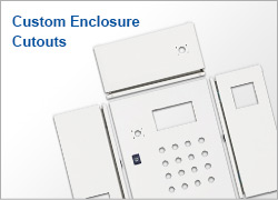Custom Enclosure Cutouts