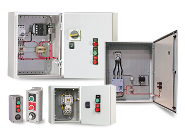 Predesigned Motor Control Panels