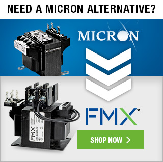 Switch to FMX Control Transformers