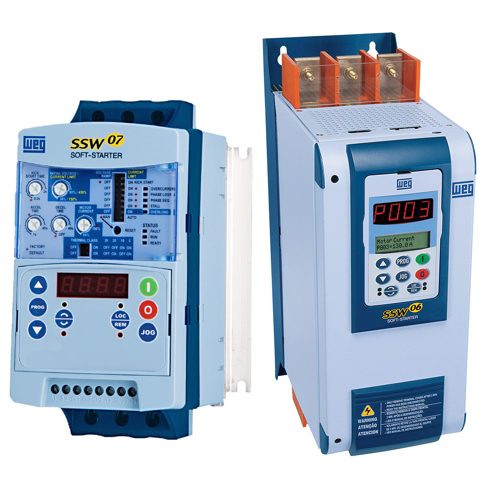 Low Voltage Soft Starter Motor Soft Starters