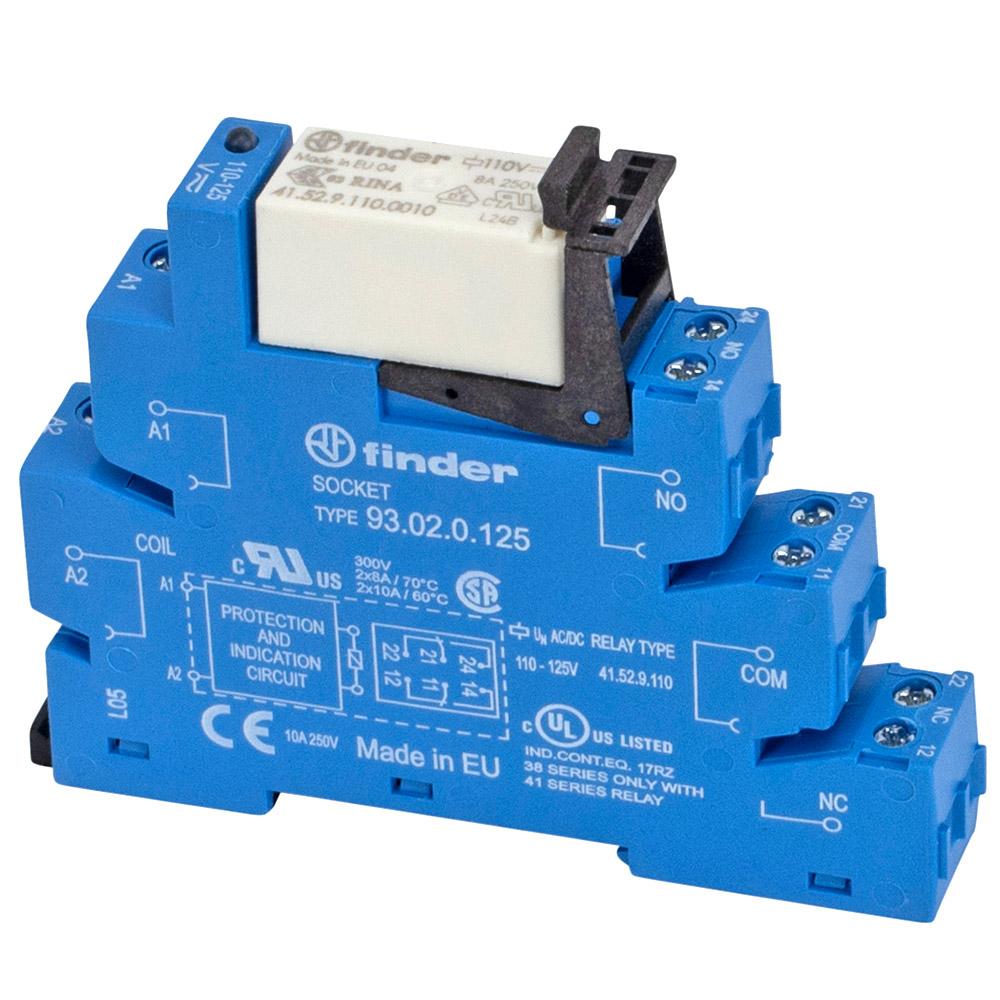 38 52 0 125 0060  Electromechanical Relay Module