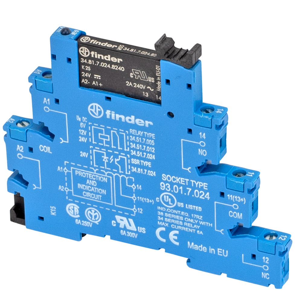 Finder 38 Series Solid State Relay Brands