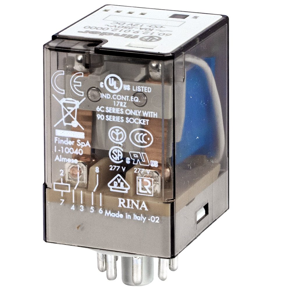 Finder 6012 Series Solid State Relay