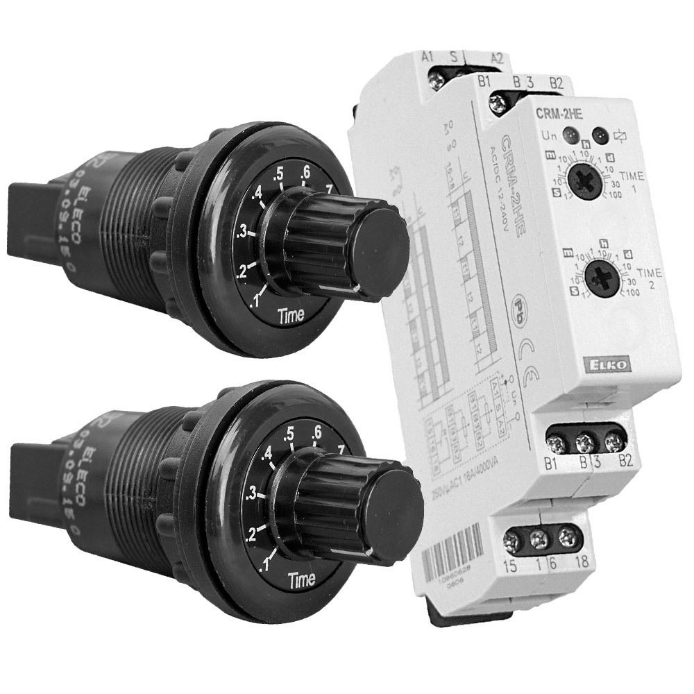 Elko PRM-2H Asymmetric Cycler into 11-pin Socket