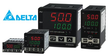 Delta Temperature Controllers Family