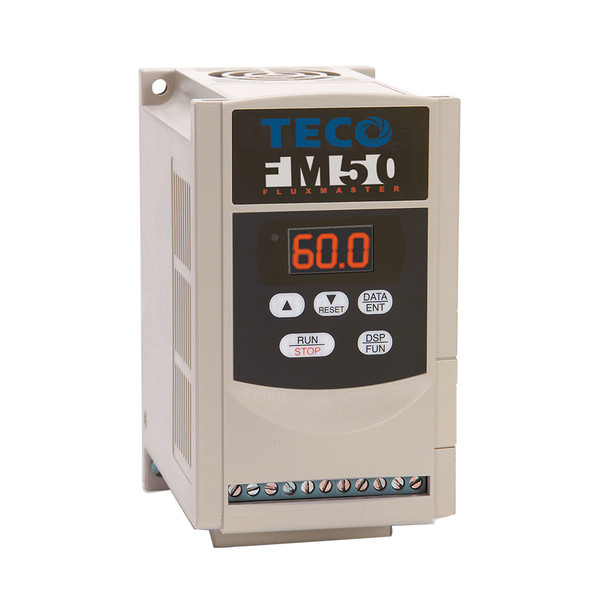 FM50-203-C, VFD, 3 HP, 230V 1 / 3PH In, 230V 3PH Out, 10 5FLA