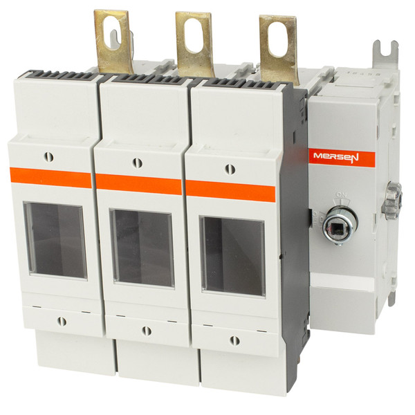 Electrical Panel Disconnect Switch Front Mount Disconnect: M200J30, UL98 Fusible Disconnect Switch, Front Operated, 3