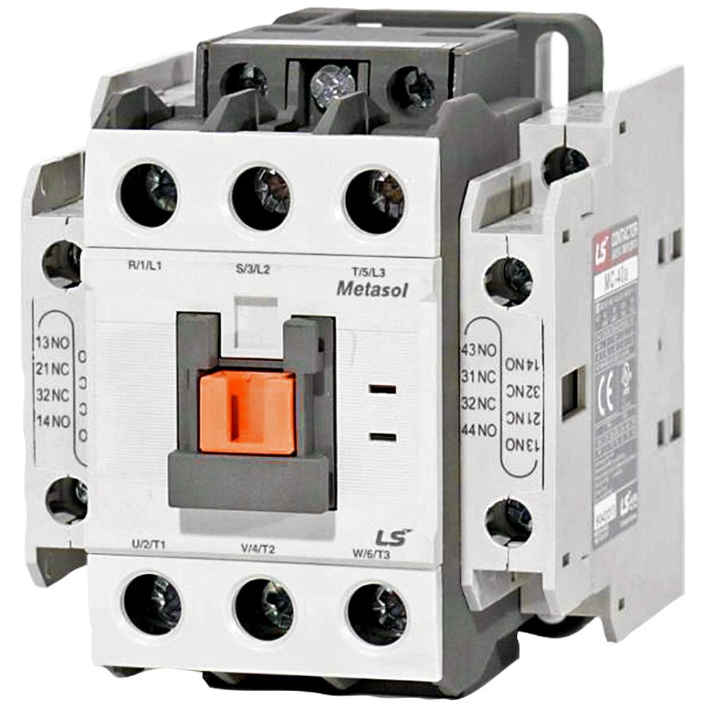 Ls Contactor Wiring Diagram - WIRE Center •