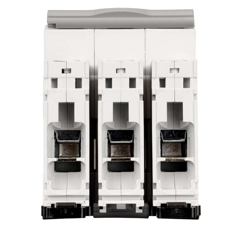 FMX MCB4-L40-3P-D3 Mini Circuit Breaker 3A 3-Pole UL 489