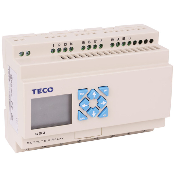 Sg2 20hr D Sg2 Plr 8 Dc In 4 Analog Dc In 8 Relay Out