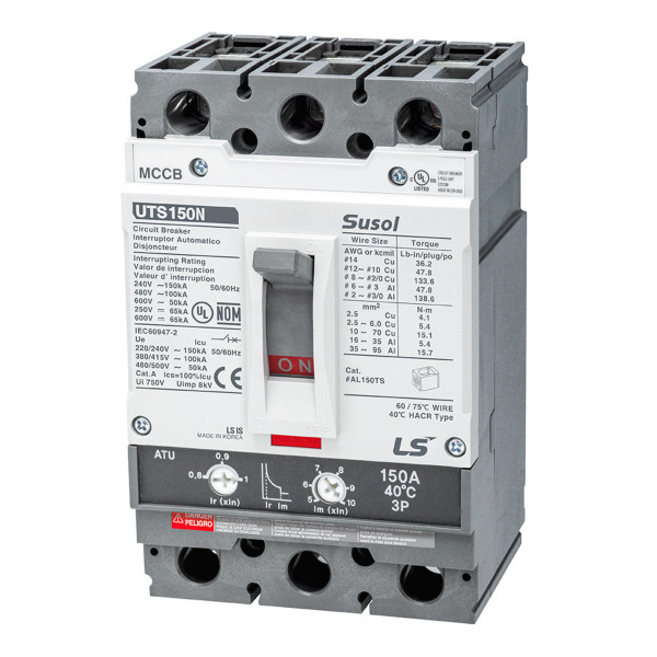 View Of 800 1200 A I Line Circuit Breakers Options