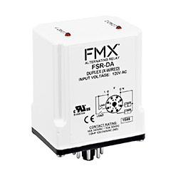 FMX Duplex and Triplexor Alternating Relays