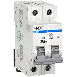 FMX MCB1, 2 Pole