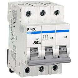 FMX MCB1, 3 Pole