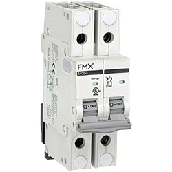 FMX MCB4, 2 Pole