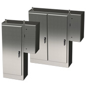 Saginaw Multi-Door External Disconnect, Stainless
