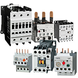 Shop All Contactors & Overloads