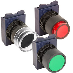 CSW Pushbuttons