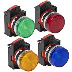 PD22 Pilot Lights
