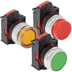 PD22 Pushbuttons
