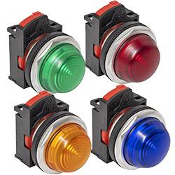 PD30 Pilot Lights