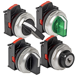 PD30 Selector Switches