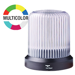 Auer RMM 110mm Integrated LED Lights, Multicolor