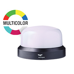 Auer RCMM 110mm Integrated LED Lights, Multicolor